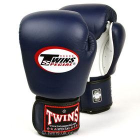 Twins Air Flow Navy-White Boxing Gloves
