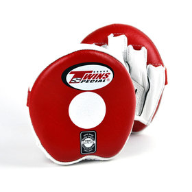 Twins Speed Mitts / Red White