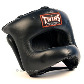 Twins Grey Face-Saver Headguard