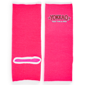 Yokkao Kids Ankle Supports Pink