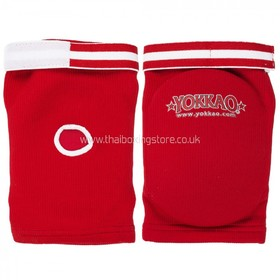 Yokkao Elbow Pads Red