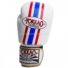 Yokkao Kids Thai Flag Velcro Boxing Gloves