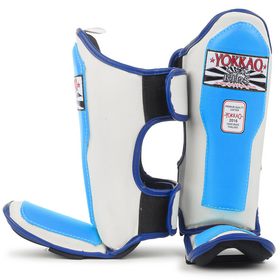 Yokkao Kids Air 2.0 Shin Pads Blue