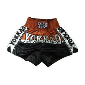 Yokkao Satin Muay Thai Shorts Omnoi
