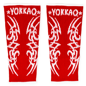 Yokkao Tribal Ankle Supports Red