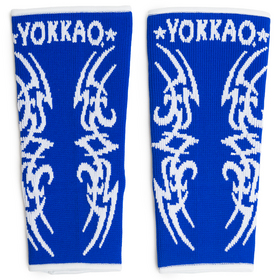 Yokkao Tribal Ankle Supports Blue