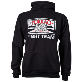Yokkao Fight Team Hoodie Black XXL