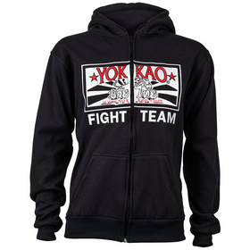 Yokkao Fight Team Zipped Hoodie Small