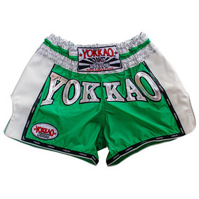 Yokkao Air Tech Carbon Muay Thai Shorts Emerald