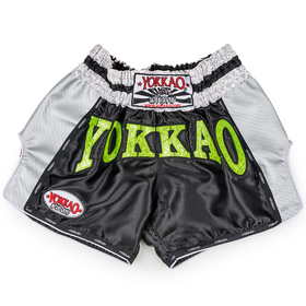 Yokkao Carbon Muay Thai Shorts Evo