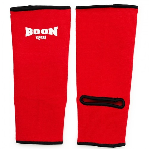 Boon Sport Ankle Supports Red