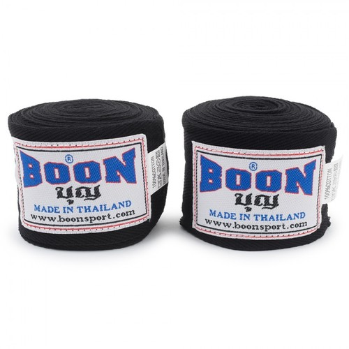Boon Hand Wraps 4.5m Black
