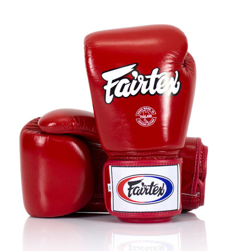 Fairtex Boxing Gloves Universal Red