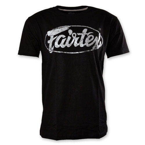 Fairtex Black-Silver Limited Edition T-Shirt