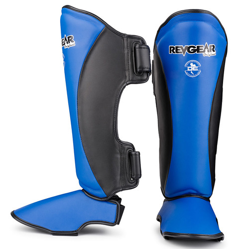Revgear Shinpads / Black & Blue
