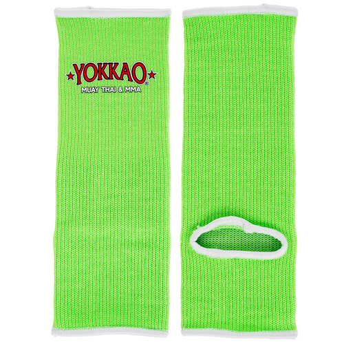 Yokkao Kids Ankle Supports Green