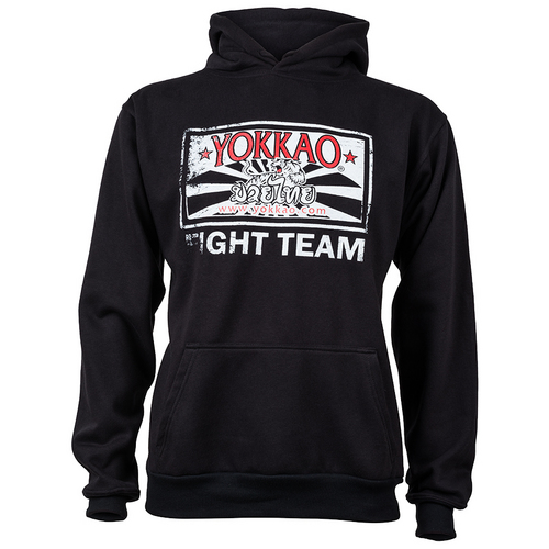 Yokkao Fight Team Hoodie Black