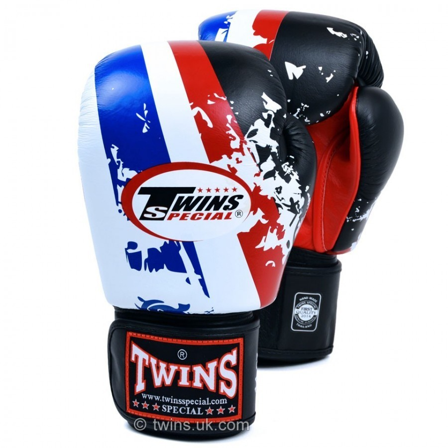 Shiv Naresh Teens Boxing Gloves 12oz: Twins Velcro Boxing Gloves Thailand Design