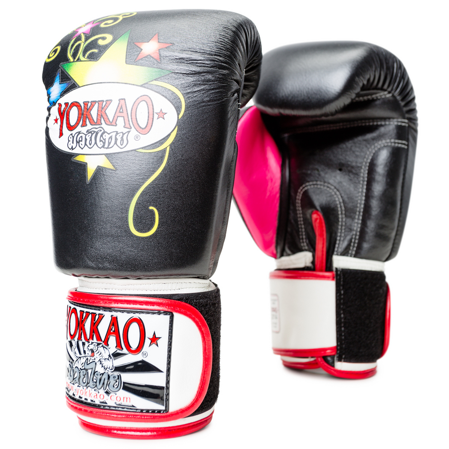 Yokkao Stardust Boxing Gloves 10oz blk
