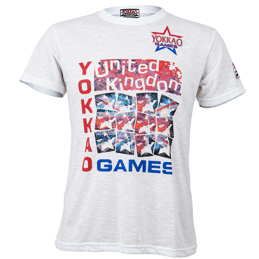 Yokkao Uk Games Edition T Shirt