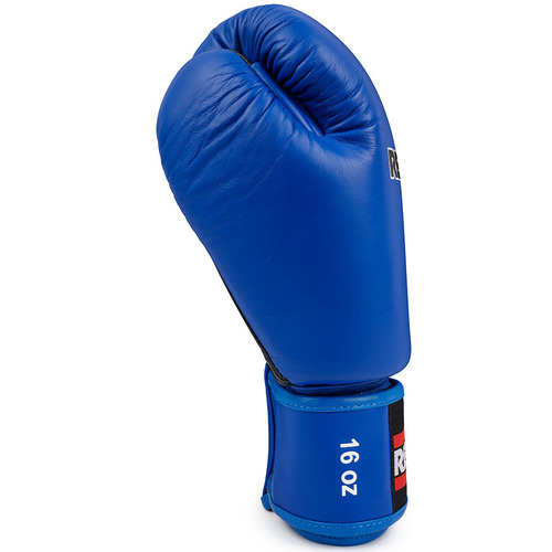 Revgear Boxing Gloves / Black Blue