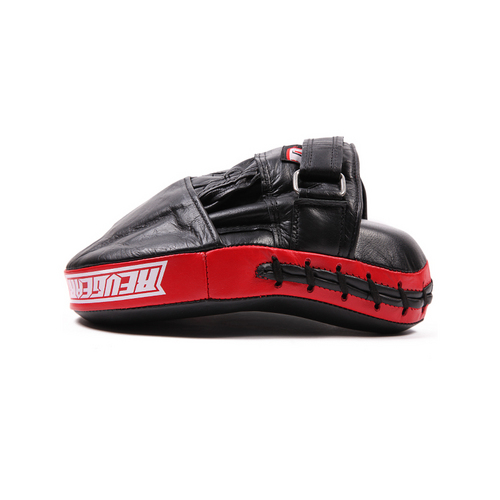 Revgear Contoured Curved Focus Mitts Black & Red