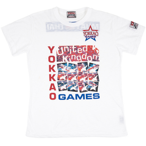 Yokkao UK Games Edition T-shirt