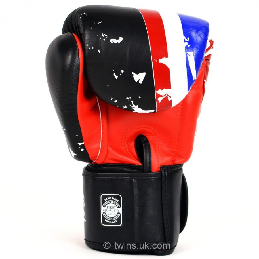 Shiv Naresh Teens Boxing Gloves 12oz: Twins Velcro Boxing Gloves Thailand Design