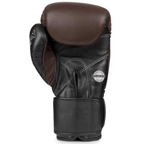 Boon Sport Compact Brown & Black Gloves