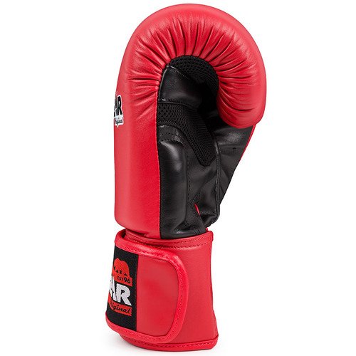 Revgear Boxing Gloves / Black Red