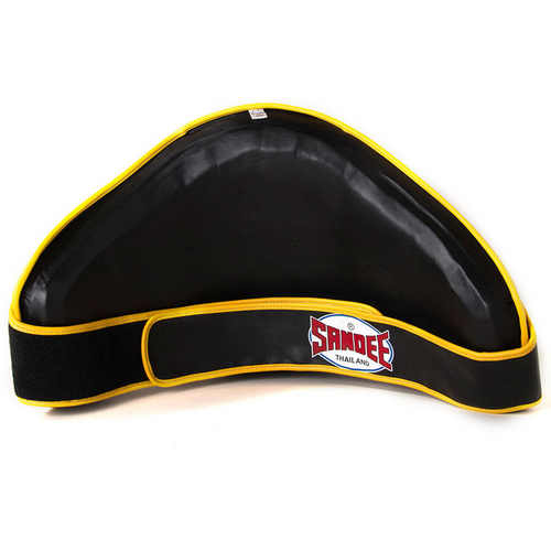 Sandee Belly Pad Black & Yellow