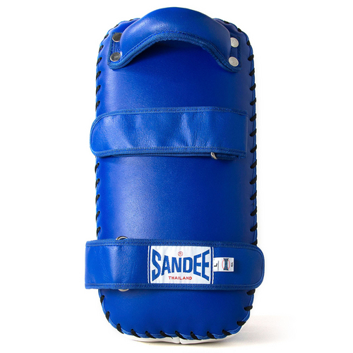 Sandee Extra Thick Thai Kick Pads Blue & White