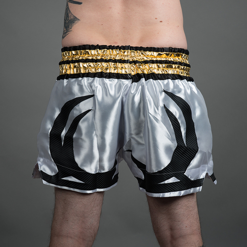 Yokkao Satin King of Muay Thai Shorts